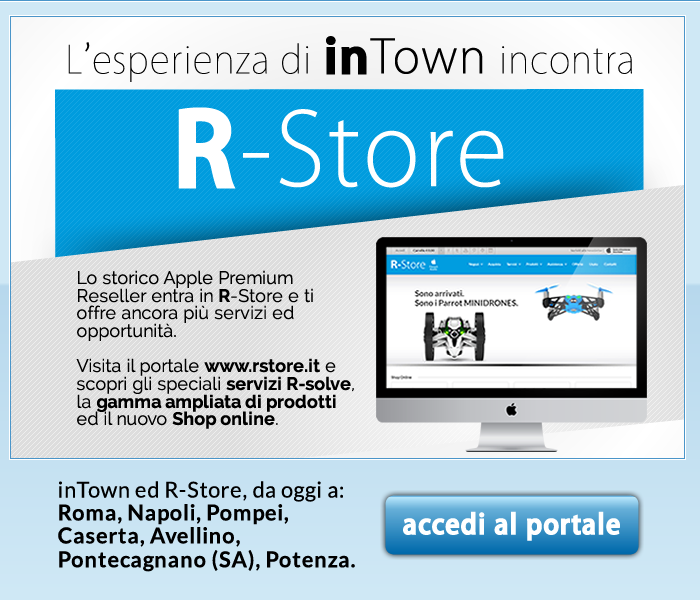 on sale 3818d 8fe03 inTown incontra R-Store